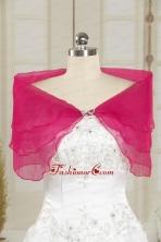 Hot Pink Fashionable Beading Orange 2014 Shawls JSA025-24FOR