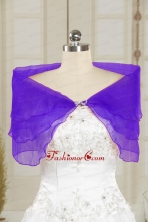 New Style Beading Purple Shawls for 2014 JSA025-18FOR