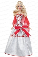 Elegant Grey Party Dress With Special Made To Fit The Quinceanera Doll Babidf362for