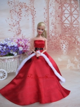 Elegant Party Dress For Noble Quinceanera With Belt Babidf220for
