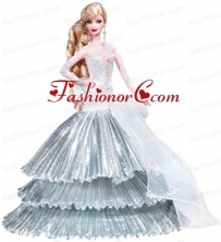 Elegant Party Dress With Special Made To Fit The Quinceanera Doll Babidf364for