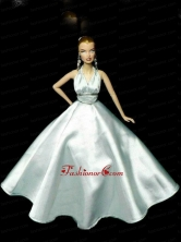 Perfect Party Dress To Quinceanera Doll Dress With Beading And Light Blue Babidf410for