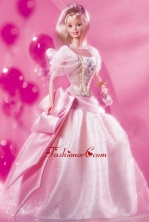 The Most Amazing Pink Dress With Sequin Made To Fit The Quinceanera Doll Babidf360for
