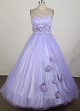 2012 Cheap Ball Gown StraplessFloor-Length Quinceanera Dresses Style JP42668