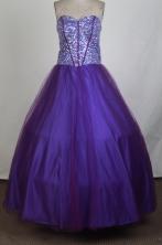 Cheap Ball Gown Sweetheart Floor-length Quinceanera Dress ZQ12426033