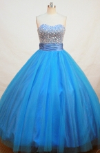 Discount Ball gown Strapless Floor-length Quinceanera Dresses Style FA-W-211