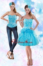 2015 Appliques and Pick Ups Strapless Detachable Prom Skirts XFNAOA37TZB1FOR