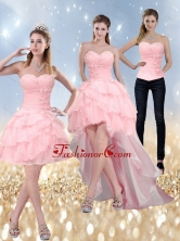 2015 Detachable Prom Skirts with Ruffled Layers and Beading MLXN911415TZB1FOR