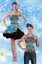 Detachable 2015 Multi Color Prom Skirts with Pick Ups and Belt XFNAO435TZB1FOR