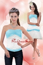 Detachable 2015 Strapless Column Appliques Prom Skirts XFNAO001TZB1FOR