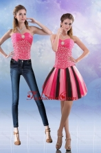 Detachable 2015 Sweetheart Multi Color Prom Skirts with Beading XFNAO5884TZB1FOR