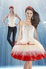 Detachable 2015 Prom Skirts with Beading and Ruffled Layers XFNAOA11TZB1FOR