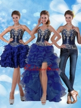 Detachable Sweetheart Prom Skirts with Ruffled Layers and Embroidery QDZY319TZB1FOR