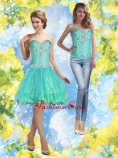 2015 Sweetheart Lace Up Sophisticated Prom Dresses with Beading SJQDDT56004FOR