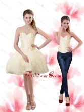 The Super Hot Sweetheart Prom Dresses with Beading and Ruffles SJQDDT66004FOR