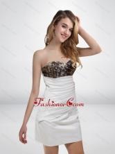 Elegant 2015 Column Sweetheart Mini Length Camo Prom Dresses CMPD025FOR