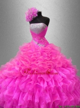 Fall Ball Gown New Style Quinceanera Dresses with Sequins SWQD044-3FOR