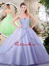 Beautiful Lavender Quinceanera Dresses with Appliques SJQDDT222002-1FOR