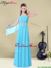 Inexpensive Floor-length One Shoulder Dama Dresses BMT008-7AFOR
