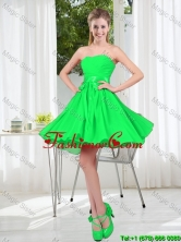 New Style A Line Sweetheart Dama Dress for 2016 BMT001B-12FOR