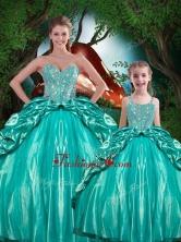 Pretty Ball Gown Sweetheart Beading Macthing Sister Dresses QDDTA80002-LGFOR