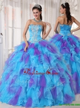 Best Ball Gown Beading and Appliques Quinceanera Dresses PDZY471BFOR