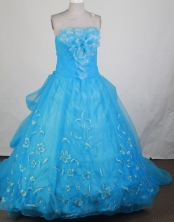 Best Ball Gown Sweetheart Floor-  Length Quinceanera Dresses Style JP42661