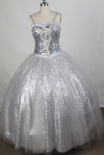 Best Ball gown Strap Floor-length   Quinceanera Dresses Style FA-W-r72