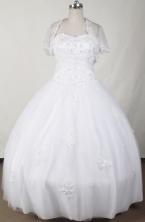 The Super Hot Ball Gown Strapless Floor-length Quinceanera Dress LJ2636