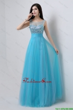 Best Selling Sweetheart Tulle Prom Dresses with Beading DBEE366FOR